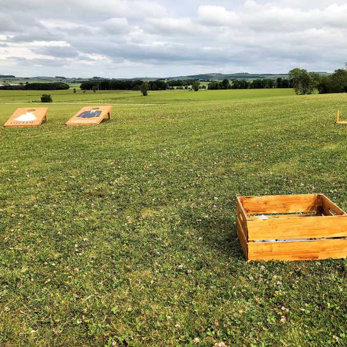 showequip outdoor wedding games hire aberdeen
