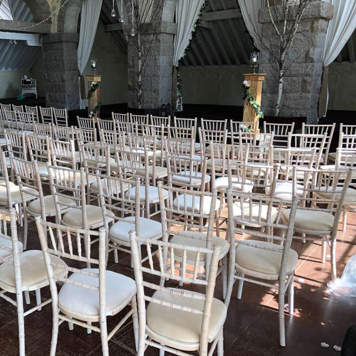 showequip wedding and event chair hire aberdeen