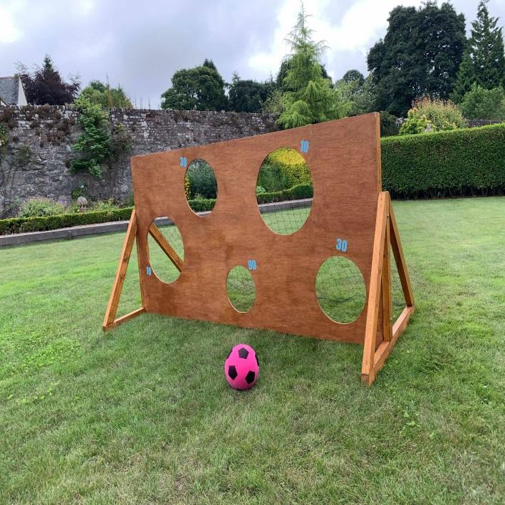 Garden Games Elsick House Aberdeen Aberdeenshire